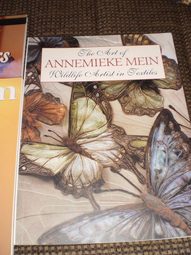 Annemieke Mein Book