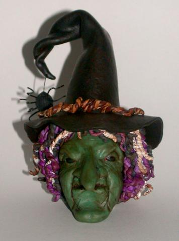Green Witch BOH 2005