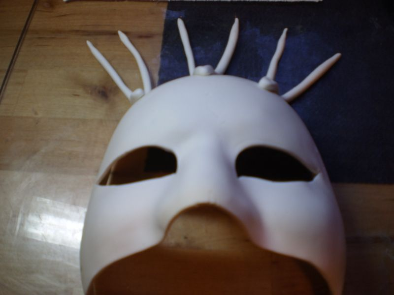 Mask II, Phase II