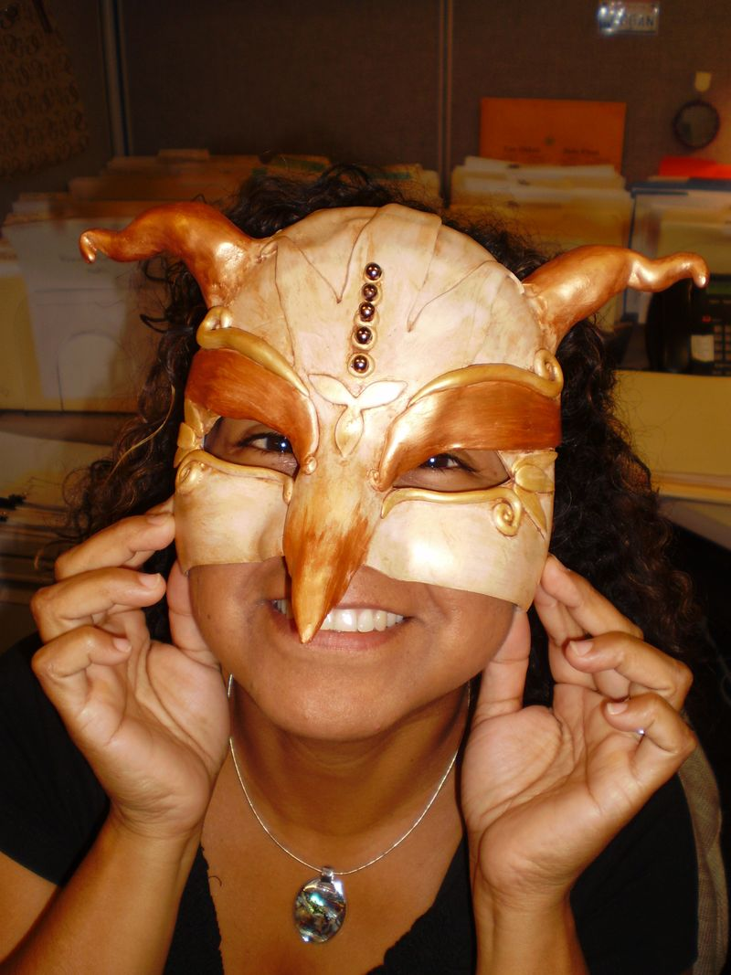 Irma in Mask I 001