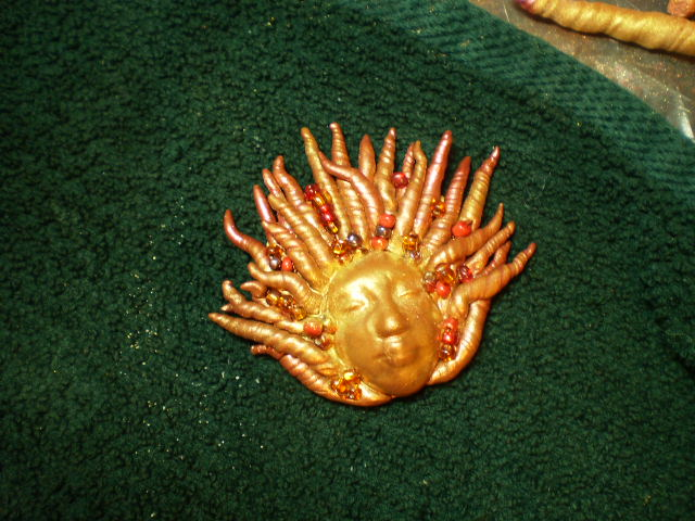 Fire-Dragon-Keeper Brooch 027