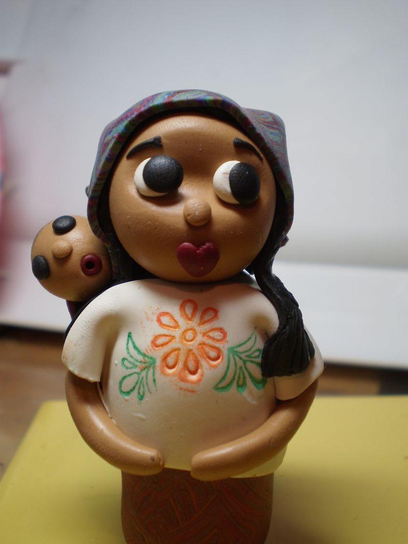 Guatemalan worry dolls (40)