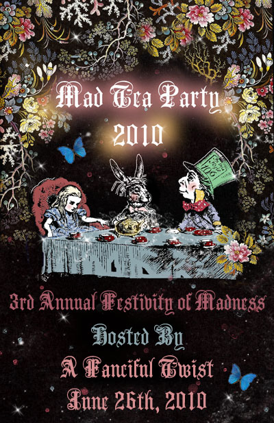 3rd Annual Mad Tea Party