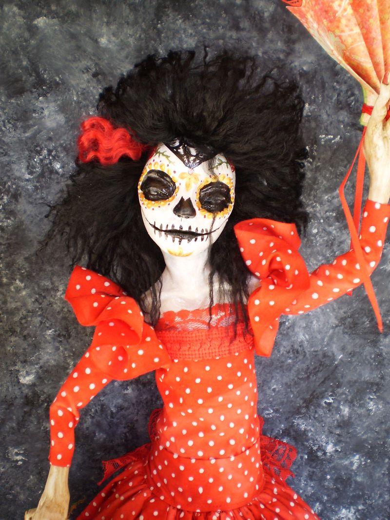 Magdalena Spanish Dancer 018