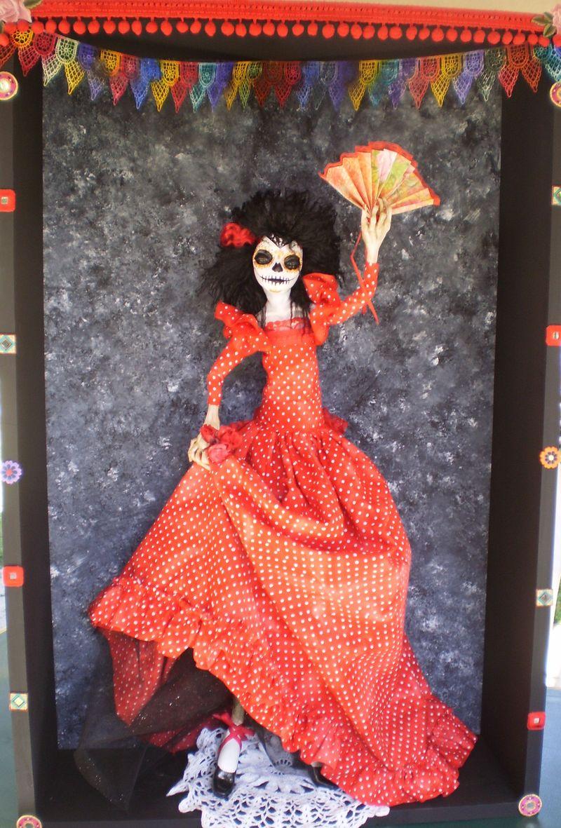 Magdalena Spanish Dancer 017 - Crop