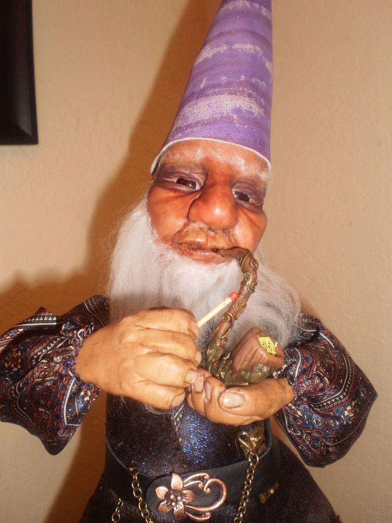 Sir Gibborous Grouser Noble Gnobbins Gnome