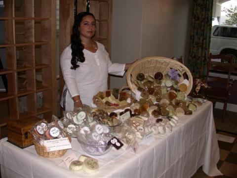 Cordia Soap Vendor