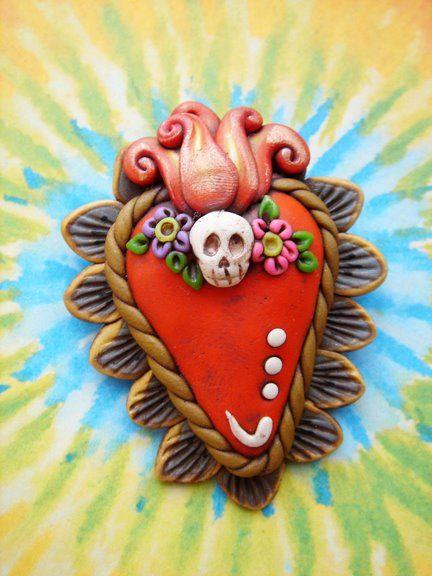 Marie Segal Skull