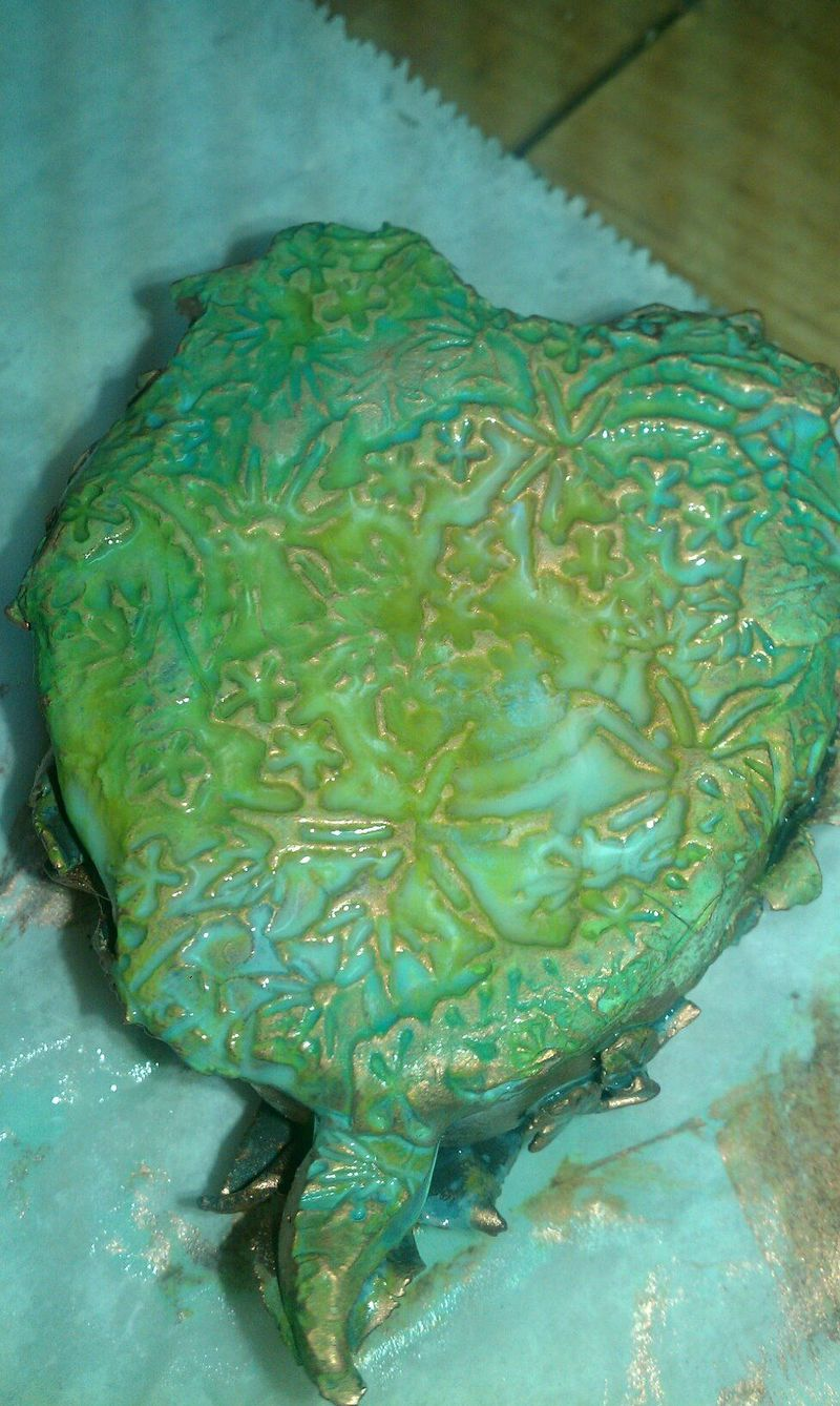 Greenman Back II