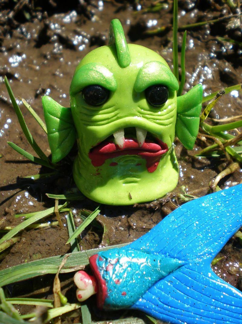 The Slug From The Hideaway Lagoon