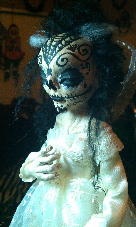Maria Rosario Aurelia Marquez de Zafon- The Dead Bride