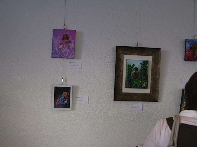 Adriana Ayala art at aVox