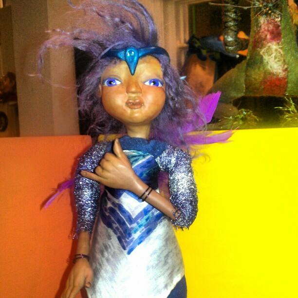 Su Quisiera aka Suqui -The Wind Fae at Art of Toys
