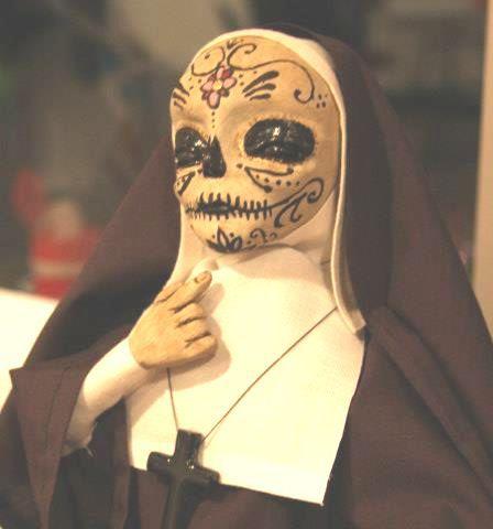 Sister Mari Isabel- The Catholic Nun - CROP