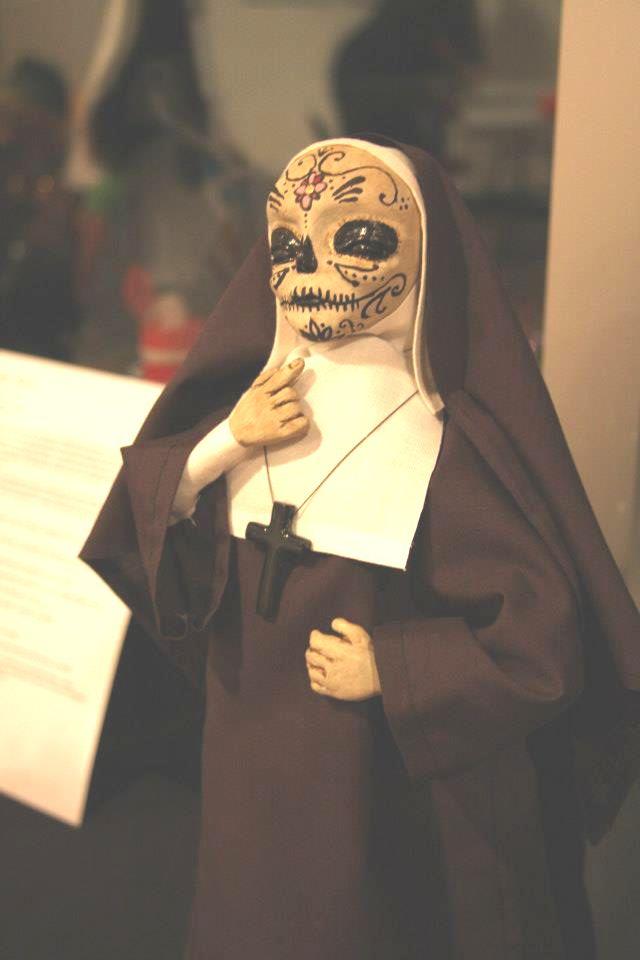 Sister Mari Isabel- The Catholic Nun - Copy
