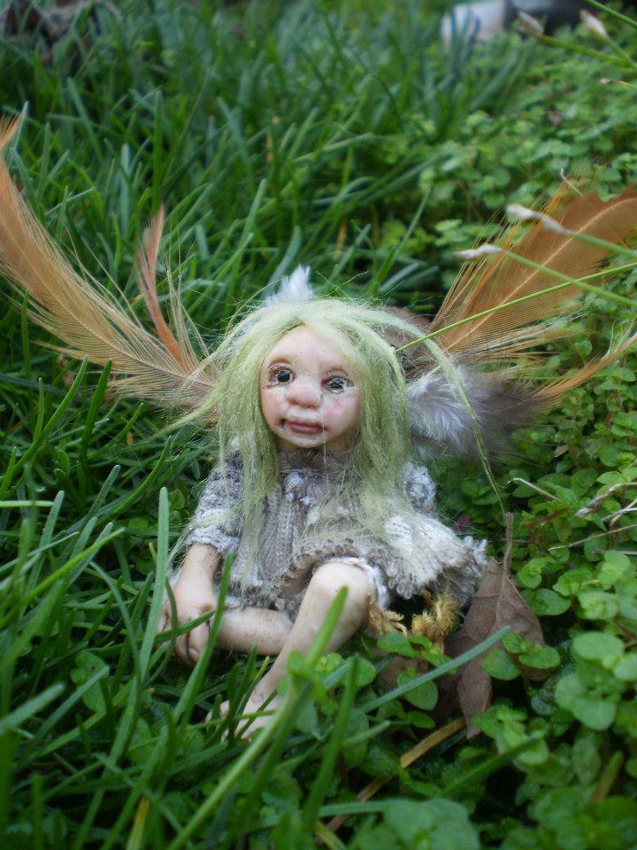 Little Miss Moss Bit- The Wild Caught Faerie Series