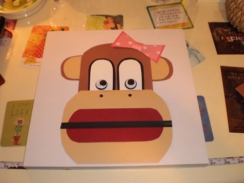 Monkey Biz Valentine